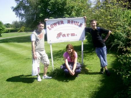 Lower Reule Farm